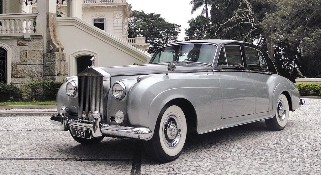 Aluguel | Rolls Royce Silver Cloud 1961 com ar-condicionado